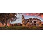 Ravensburger - Panorama Puzzle: Colosseum im Abendrot, 1000 Teile