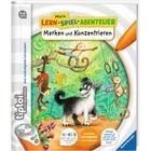 Ravensburger - tiptoi Buch: Mein Lern-Spiel-Abenteuer, Merken und Konzentrieren