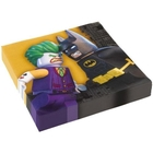 Lego Batman - 20 Servietten