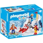 PLAYMOBIL - 9283 Schneeballschlacht