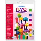 Staedtler - Fimo Soft Modelliermasse, Basispack