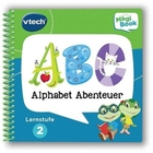 VTech - MagiBook: Alphabet Abenteuer (Lernstufe 2)