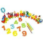 Bieco - Geburtstagszug mit Zahlen