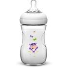 PHILIPS AVENT - Babyflasche SCF627/22 naturnah Hippo, 260 ml