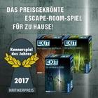 Kosmos - Exit, Das Spiel: Das Haus der Rätsel
