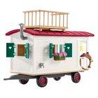 Schleich - 42415 Wohnwagen für geheime Club Treffen