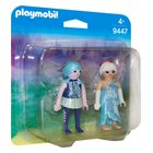PLAYMOBIL - 9447 Duo Pack Winterfeen