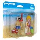 PLAYMOBIL - 9449 Duo Pack Strandurlauber