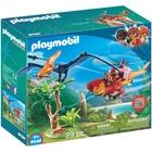 PLAYMOBIL - 9430 Helikopter mit Flugsaurier