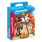 PLAYMOBIL - 9442 Neandertaler mit Säbelzahntiger