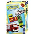Kosmos- Domino, Bagger, Lok & Co.