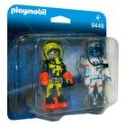 PLAYMOBIL - 9448 Duo Pack Space Heroes