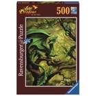 Ravensburger - Puzzle: Walddrache by Anne Stokes, 500 Teile