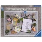 Ravensburger - Puzzle: Start living your dream, 1000 Teile