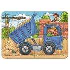 Ravensburger - My First Puzzles: Meine liebsten Baustellenfahrzeuge