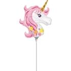 Magisches Einhorn - Mini Shape Folienballon