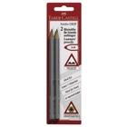 Faber-Castell - Bleistift-Set: Jumbo Grip 2er