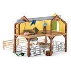 Schleich - 42407 Bauernhaus mit Stall und Tieren