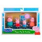 Peppa Pig - Spielfiguren, Peppas Freunde, 4-tlg.