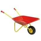 Xtrem Toys - Schubkarre Metall, rot/gelb