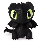 Dragons 3 - Squeeze & Growl Plüschfigur Light Fury, 36 cm