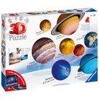 Ravensburger - 3D Puzzle: Planetensystem