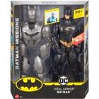 Batman - Deluxe Batman Figur mit Geräuschen, ca. 30 cm