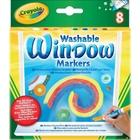 8 Fensterfilzstifte auswaschbar