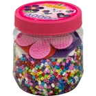 HAMA - Bügelperlen: 4000 Perlen und 3 Stiftplatten, sortiert