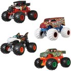 Hot Wheels - Monster Trucks 1:24, sortiert