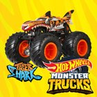 Hot Wheels - Monster Trucks 1:64, sortiert