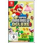 Nintendo - Switch: New Super Mario Bros. U Deluxe