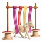 Schleich - 42484 Pony Flattervorhang