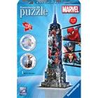 Ravensburger - 3D Puzzle: Marvel Empire State Building, 216 Teile