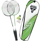 Talbot-Torro - Badminton-Set 2 Attacker, grün