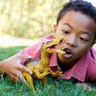 Jurassic World - Dino Rivals Mega Doppel-Attacke, sortiert