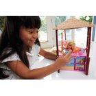 Barbie - Travel: Puppe Chelsea mit Ferieninsel-Hütte